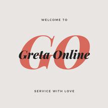 Logo Greta Online
