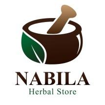 Logo nabila herbal store