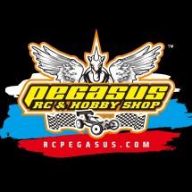 Pegasus RC & Hobby Shop Logo