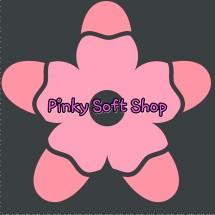 Logo pinky soft shop