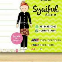 Logo syaiful's store