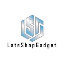 Logo Late Shop Gadget