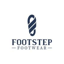 Logo Footstep Footwear