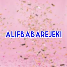 Logo alifbabarejeki
