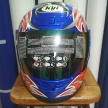 Logo azka.helmet