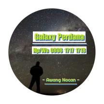 GALAXY PERDANA Logo