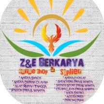 z&e Snack&OlahanDurian Logo