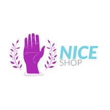 Logo NICE SHOP*
