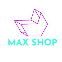Logo -MAX SHOP-