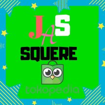 JAS SQUERE Logo