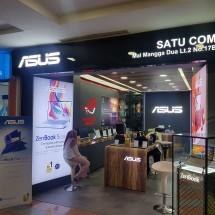 Asus By Satu Com Logo