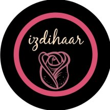 Logo izdihaarflower
