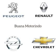 BuanaMotor Logo