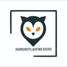 Logo Ingredients LeatherGoods