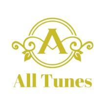 Logo All Tunes Shop