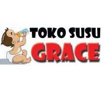 Logo Toko Susu Grace