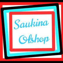 Saukina Olshop Logo