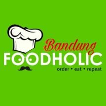 Logo foodholicbandung