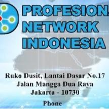 Logo Profesional Network.PT