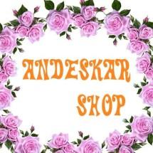 Logo ANDESKAR SHOP
