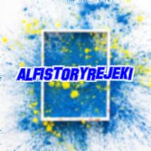alfistoryrejeki Logo