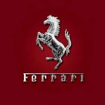Logo Ferrari Diecast