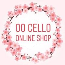 Logo OO CELLO ONLINE SHOP