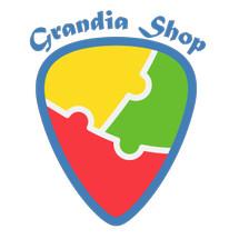 Grandia Shop Logo