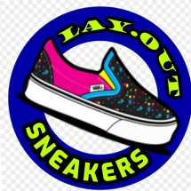 LAY.OUT SNEAKERS Logo