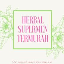 Logo herbalsuplementermurah