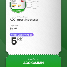 Logo ACC Import Indonesia