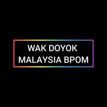 Logo WAK DOYOK MALAYSIA BPOM