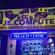 Logo JE computer