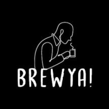 Logo BREWYA COFFEE
