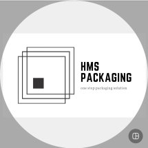 Logo HMS Packaging Jkt