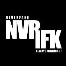 NEVERFAKE Sport Store Logo