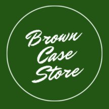 Logo Brown Case Store