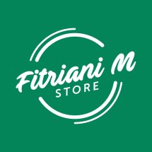 Fitriani M Store Logo