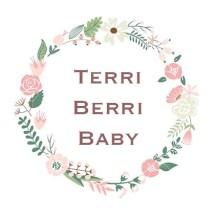 Logo terri berri baby
