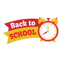 Logo Back To School