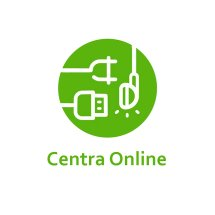 Logo centra online