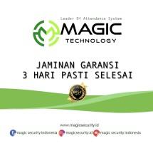 Logo Magic Security Official