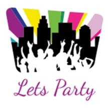 Logo Lets Party