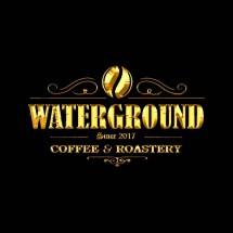 Logo WATERGROUND COFFEE