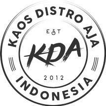 Kaos Distro Aja Logo