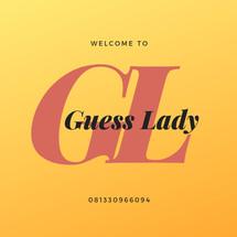 Logo GUESS LADY