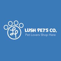 Logo Lush Pets Co.
