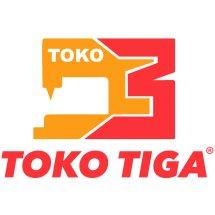Logo TOKO TIGA Mesin Jahit