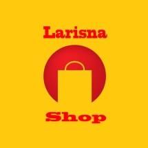 Logo larisna_shop