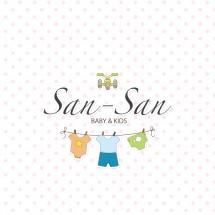 san-san babynkids Logo